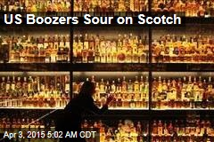 US Boozers Sour on Scotch