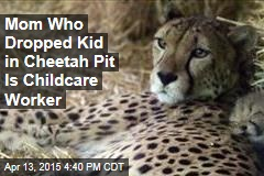 Mom Who Dropped Kid in Cheetah Pit Is Childcare Worker