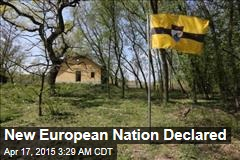 New European Nation Declared