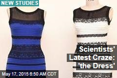 Studies Pour In to Finally Shed Light on 'the Dress'
