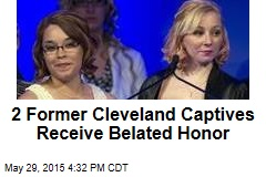 2 Former Cleveland Captives Receive Belated Honor