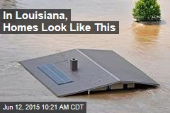 In Louisiana, Homes Look Like This