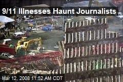 9/11 Illnesses Haunt Journalists