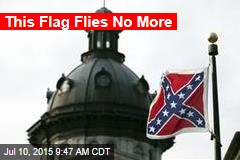 This Flag Flies No More