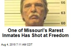 One of Missouri's Rarest Inmates Has Shot at Freedom
