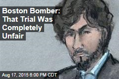 Boston Bomber Appeals His Sentence
