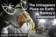 The Unhappiest Place on Earth: Banksy's Dismaland