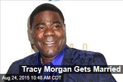 Tracy Morgan Gets Married