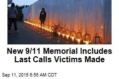 Victims' Voices Included in Moving New 9/11 Memorial