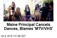 Kids' Sexy Dancing Grinds High School's Dances to Halt