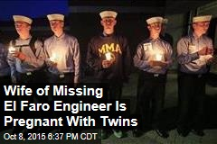 Wife of Missing El Faro Engineer Is Pregnant With Twins
