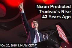 Nixon Predicted Election Result 43 Years Ago