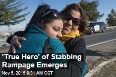 'True Hero' of Stabbing Rampage Emerges