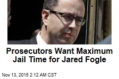 Prosecutors Want to Make an Example Out of Jared Fogle