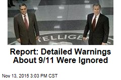 Report: Detailed Warnings About 9/11 Were Ignored