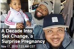A Decade Into Sex-Change, a Surprise Pregnancy