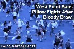 West Point Bans Pillow Fights After Bloody Brawl