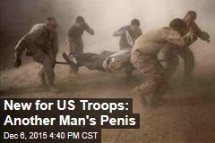 New for US Troops: Penis Transplants