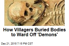 Why Villagers Buried Their Dead With Iron Sickles