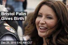Bristol Palin Gives Birth