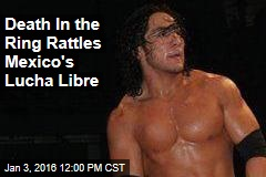 Death In the Ring Rattles Mexico's Lucha Libre