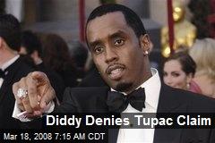 Diddy Denies Tupac Claim