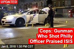 Philly Cop Ambushed in 'Absolutely Evil' Act