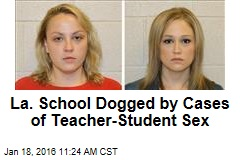 La. School Dogged By Cases of Teacher-Student Sex