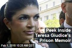 Peek Inside Teresa Giudice's Prison Memoir