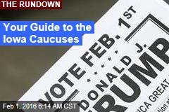 Get Ready for the Iowa Caucuses