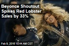 Beyonce Shoutout Spikes Red Lobster Sales by 33%