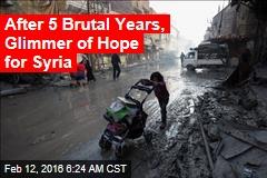 Syria Finally Has a Ceasefire Deal