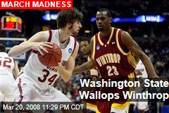 Washington State Wallops Winthrop
