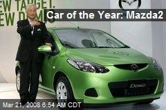 Car of the Year: Mazda2