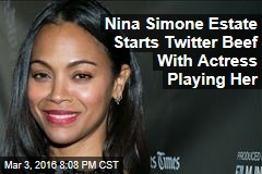 Nina Simone's Estate Starts Twitter Beef With Actress Who's Playing Her