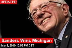 Michigan Too Close to Call for Democrats