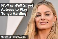 Wolf of Wall Street Actress to Play Tonya Harding