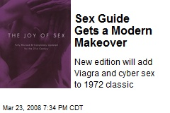 Sex Guide Gets a Modern Makeover