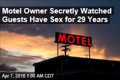 Motel Owner Secretly Watched Guests Have Sex for 29 Years