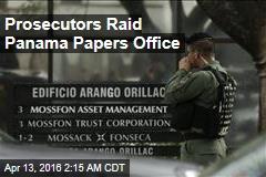 Prosecutors Raid Panama Papers Office