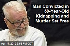 Man Convicted in 59-Year-Old Kidnapping and Murder Set Free