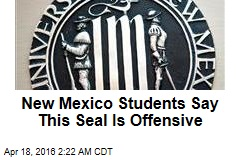 New Mexico Students Say This Seal Is Offensive