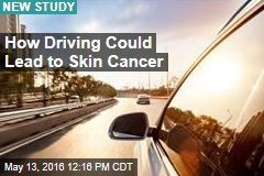 How Driving Could Lead to Skin Cancer