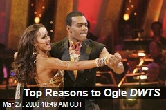 Top Reasons to Ogle DWTS