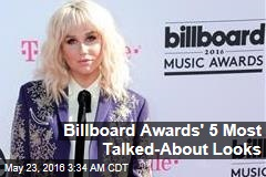 5 Most Talked About Looks At Billboard Awards