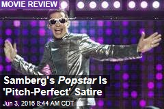 Samberg's Popstar Is 'Pitch-Perfect' Satire