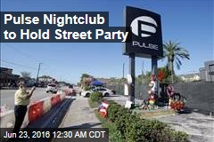 Pulse Nightclub to Hold Street Party