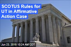 SCOTUS Rules for UT in Affirmative Action Case