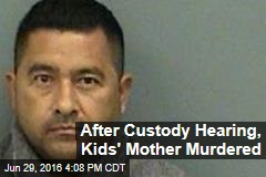 Authorities: Man Kills His Grandkids' Mom, Grandma After Custody Hearing