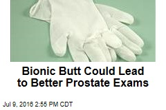 Bionic Butt Helps Students Master Prostate Exam